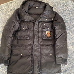 Gucci men's black winter jacket size 52, XL